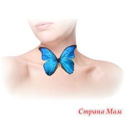 Нарушения функции щитовидной железы.