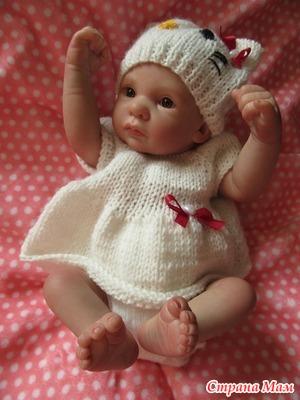 Куклы реборн своими руками Домашний способ 16