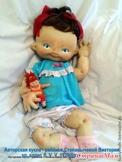 Шью кукол младенцев на заказ.