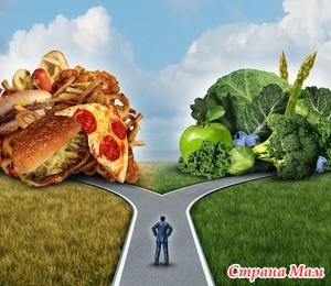 Правильное питание - едим и стройнеем