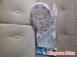 подставка в ванночку для новорожденных новая