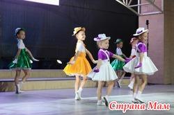 Танцы для ваших малышей