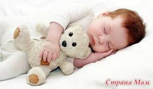 Лечение инсомнии (бессонницы) у детей.