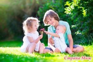 Летний отдых с детьми