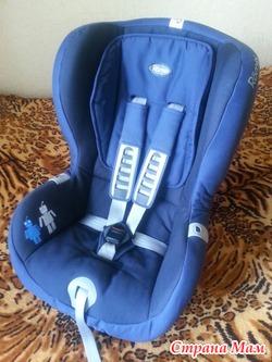 Автокресло Romer DUO plus (Группа 1+ от 9 до 18 к, Супер кресло в идеальном состоянии