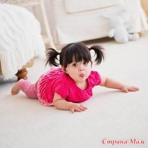Самые частые болезни детей до 3 лет: ОРВИ