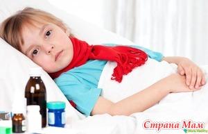 Самые частые болезни детей до 3 лет: лечение ОРВИ и ларингиты