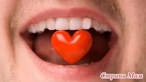Проявления болезней сердца в полости рта