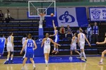 Баскетболистки московского «Динамо» одержали победу в выездном матче чемпионата страны