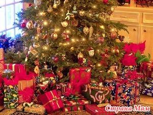 Напоминалочка. Подарки к Новому году
