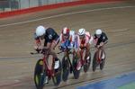 Московские динамовцы успешно выступили на чемпионате России по велоспорту