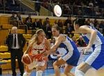 Баскетбол. УГМК (Екатеринбург) – «Динамо» (Москва) 58:46