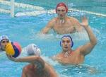 Ватерполисты московского «Динамо» победно отыграли очередной тур чемпионата страны