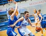 Баскетболистки московского «Динамо» выступят в полуфинале Кубка России