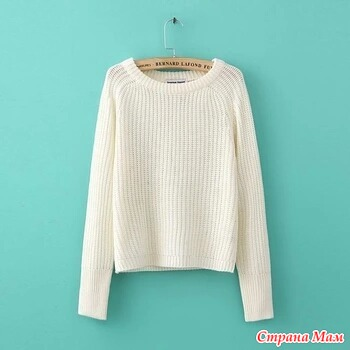 пуловер страна мам
