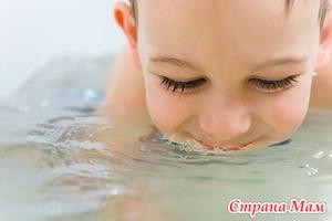 Как превратить купание в удовольствие?
