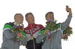 Гребцы московского «Динамо» одержали 4 победы на международных соревнованиях