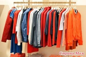 Как разобрать гардероб от ненужных вещей и заработать на этом