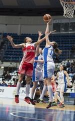Баскетболистки московского «Динамо» готовятся к новому игровому сезону