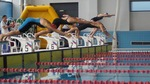 Сборная московской полиции заняла первое место в соревнованиях по плаванию