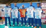 Презентация команды волейбольного клуба «Динамо» (Москва)