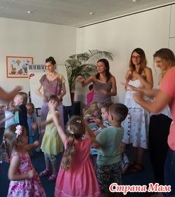 Музыкальное развитие детей с 4-5 лет в Бремене