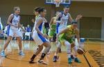 Баскетболистки московского «Динамо» одержали три победы из трех возможных