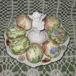 Моя пасхальная тарелка (из семейного архива)