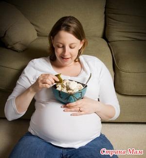 Как не поправиться при беременности?
