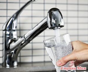 Как очистить водопроводную воду?