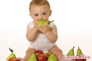 Что важно в питании детей после года