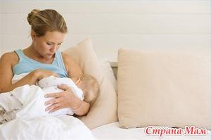 Нужны ли ограничения питания при грудном вскармливании?