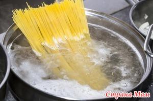 7 вариантов использования... воды из-под макарон