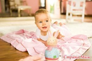 Развитие детей 4-6 месяцев. Советы врача.