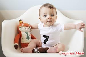 Развитие детей в 7 месяцев, чем заниматься, во что играть?