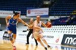 Баскетболистки московского «Динамо» одержали победу в домашнем матче чемпионата страны