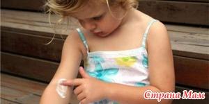 Особенности псориаза в детском возрасте