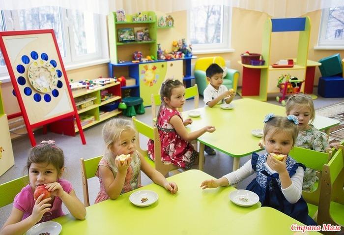 Централизация делает питание дошкольников полноценнее