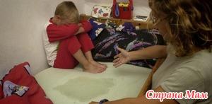 Полезные методики при лечении энуреза у детей