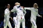 Семь московских динамовцев выступят на чемпионате Европы по фехтованию