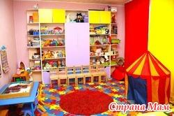 Детский садик в Хабаровске