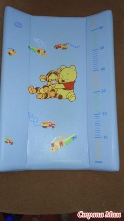 Доска для пеленания Disney