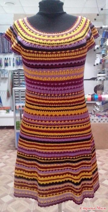 9604295f4bf Мой вариант платья Ванессы Монторо