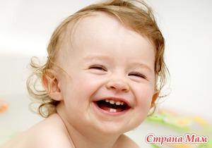 Проблемы в прорезывании зубов у детей