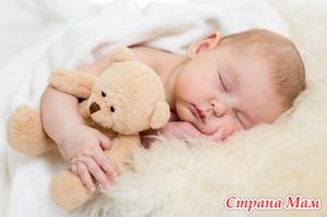 Возможные проблемы сна у малышей