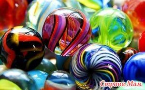 1000 шариков ( притча)