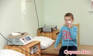 Какие из методов физиотерапии применимы у детей