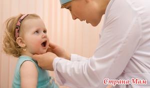 Аденоиды у детей: с чего начать лечение?