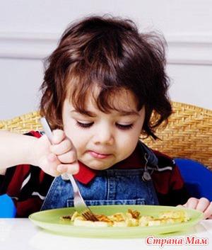 Что нужно в рационе детей 2-3 лет?