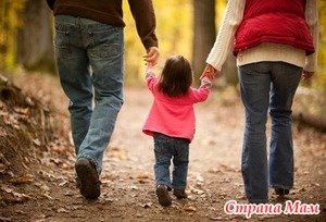 Превращаем прогулку с ребенком в развивающее занятие